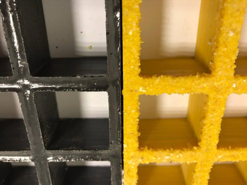 GFK Gitterroste und Deckplatten